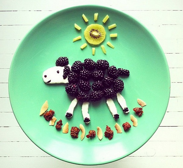 Creative meals for positive childrens (2)