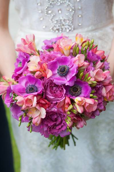 Bouquet of the bride (13)