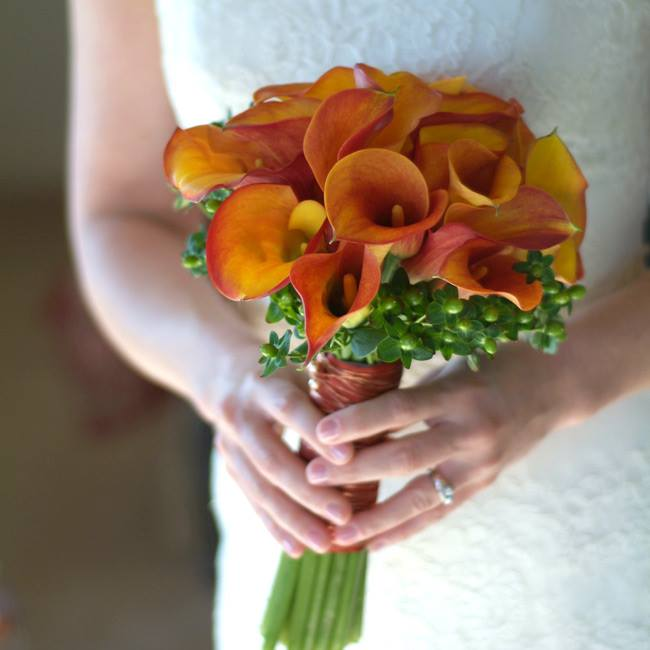 Bouquet of the bride (16)