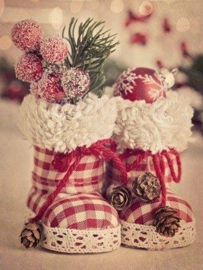 Simple Do It Yourself Christmas Crafts (11)