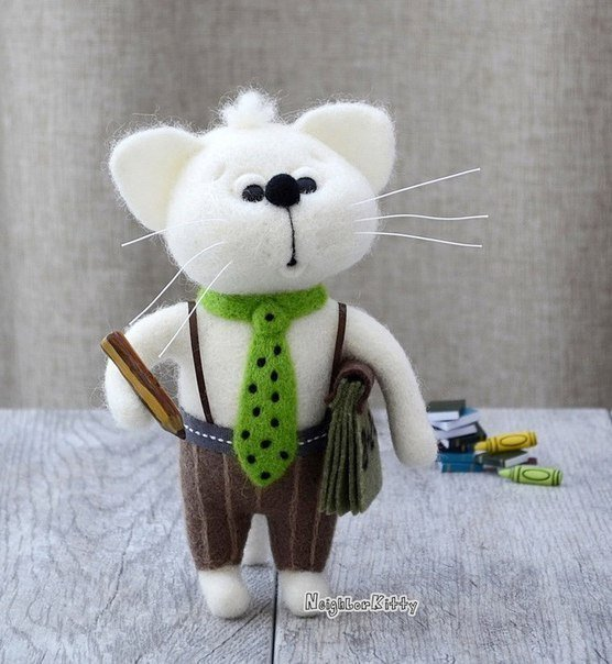 22 Ideas Of Toys Made Of Wool Picturescrafts Com