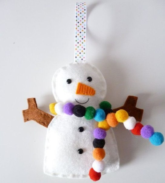 Simple Do It Yourself Christmas Crafts (19)