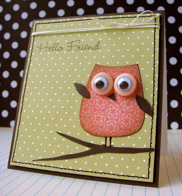 owl sewing
